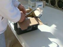 Пакет отверстия Стоковая Фотография RF