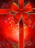 пакет подарка рождества Стоковые Изображения RF