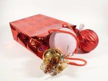 пакет подарка Стоковое Фото