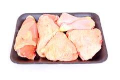 пакет цыпленка стоковые фото