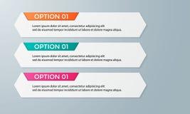 Пакет шаблона Infographic установленный для представлений дела Стоковые Изображения RF