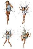 пакет fairy пущи бесплатная иллюстрация