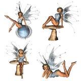 пакет fairy пущи Стоковое Изображение RF