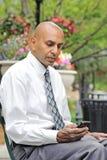 пакистанец бизнесмена стоковые фото