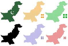 Пакистан Стоковые Изображения RF