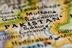 Пакистан Стоковое Изображение