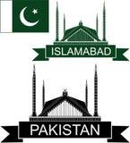 Пакистан Стоковая Фотография