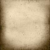 Пакостная абстрактная предпосылка старой бумаги Стоковые Фотографии RF