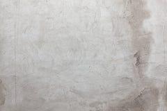 Пакостная белая стена гипсолита Стоковые Изображения RF