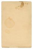 Пакостная бумага изолированная на белизне Стоковые Изображения
