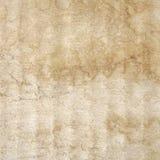 Пакостная бумага картона коричневого цвета grunge Стоковая Фотография RF