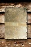 пакостная бумага Стоковая Фотография