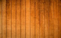 Пакостная деревянная предпосылка стены Стоковое фото RF