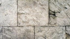 Пакостная кирпичная стена Стоковое фото RF