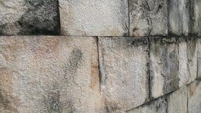 Пакостная кирпичная стена Стоковое Фото