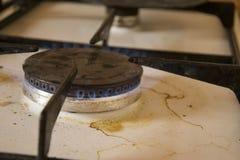 пакостная печка Стоковое фото RF