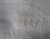 пакостная серая несенная стена Стоковая Фотография
