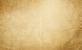 пакостная старая бумажная текстура Стоковые Изображения