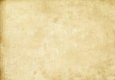пакостная старая бумажная текстура Стоковое Изображение RF