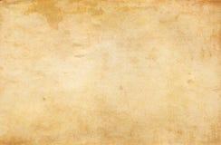 пакостная старая бумажная текстура Стоковое Изображение