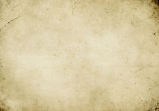 пакостная старая бумажная текстура Стоковое Фото