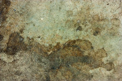 пакостная старая стена Стоковое Изображение