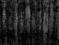 Пакостная черная предпосылка с царапинами Стоковые Изображения RF