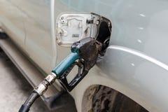 Пакостное сопло газового насоса Стоковая Фотография RF