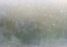 Пакостное стекло раздела Стоковые Фото