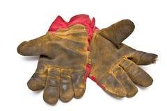 пакостные перчатки Стоковое Изображение RF