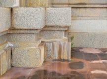Пакостные пятна мраморных структуры и пола Стоковые Фотографии RF
