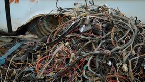 Пакостные старые детали и провода акции видеоматериалы