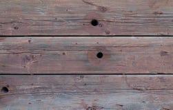 Пакостные старые доски деревянной предпосылки Стоковое Изображение RF