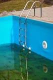 Пакостный бассейн Стоковое фото RF