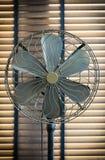 Пакостный винтажный вентилятор Стоковое Изображение RF