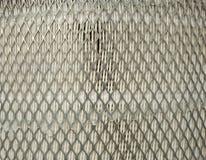 Пакостный воздушный фильтр Стоковая Фотография RF