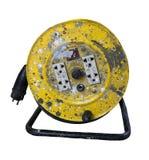 Пакостный вьюрок кабеля Стоковые Фотографии RF