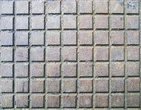 Пакостный и ржавый лист металла Стоковые Изображения