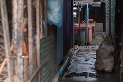 Пакостный рынок Стоковая Фотография