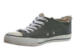 пакостный старый ботинок Стоковая Фотография RF