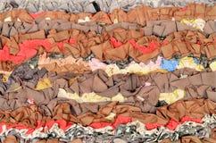 пакостный doormat Стоковое фото RF