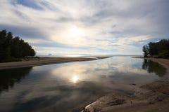 Пак Meng Beach Стоковое Изображение