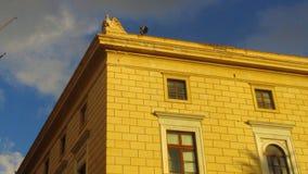 Палермо Palazzo Delle Aquile Стоковое Изображение RF