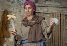 Палестинский ткач Стоковые Фотографии RF