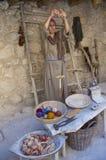 Палестинский ткач Стоковая Фотография RF