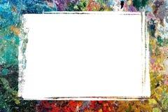 палитра граници стоковое изображение rf