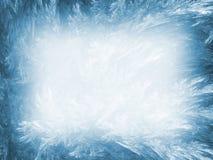палитра льда абстрактной предпосылки голубая Стоковые Изображения RF