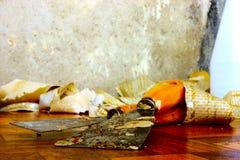 палитра ножа Стоковая Фотография RF