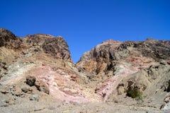 Палитра ` s художника, Death Valley Стоковое Фото