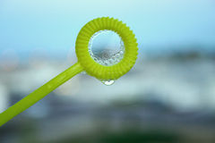 палочка пузыря Стоковые Изображения
